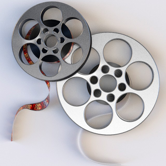 Film reels 3d landscapes plugins models for cinema 4d film reels thecheapjerseys Choice Image
