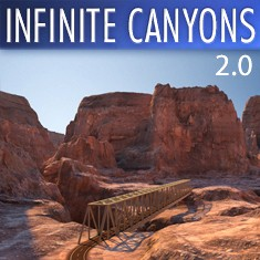 Infinite Canyons