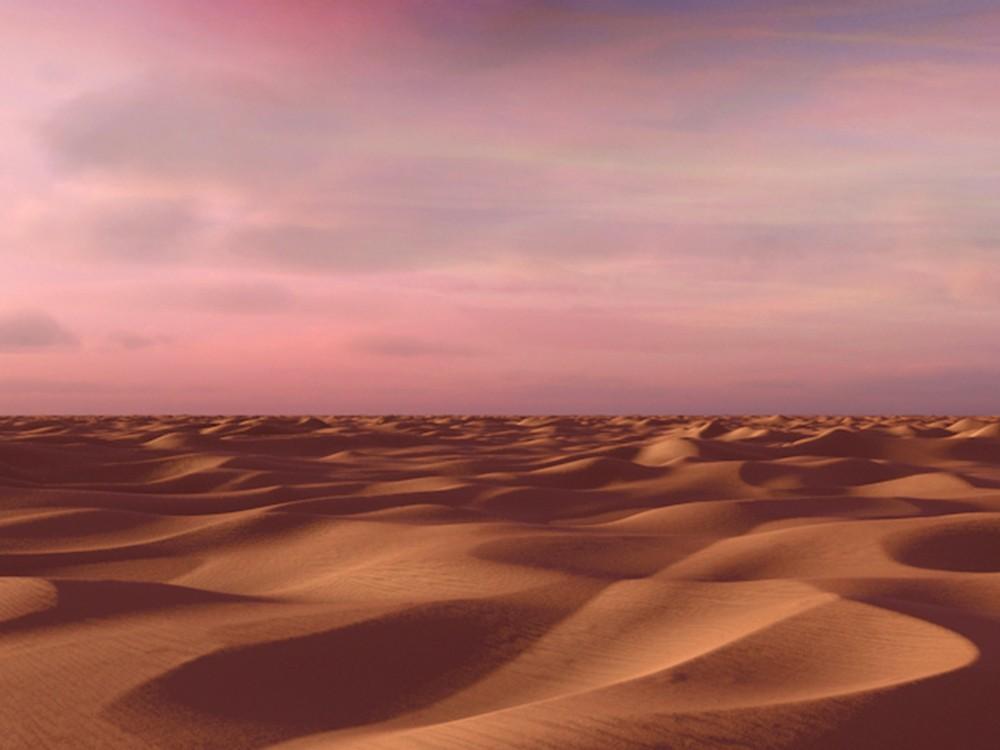 Infinite Dunes 2.0 from C4Depot - 3D desert sand dune landscape plugin for Cinema 4D
