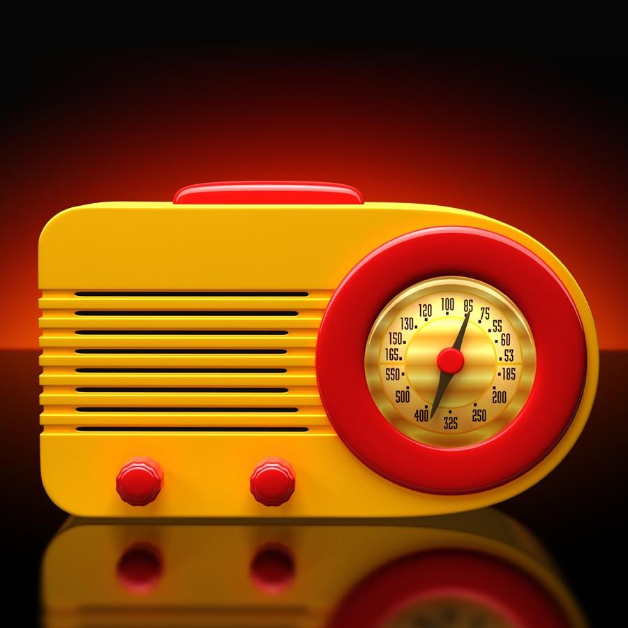 Bullet radio