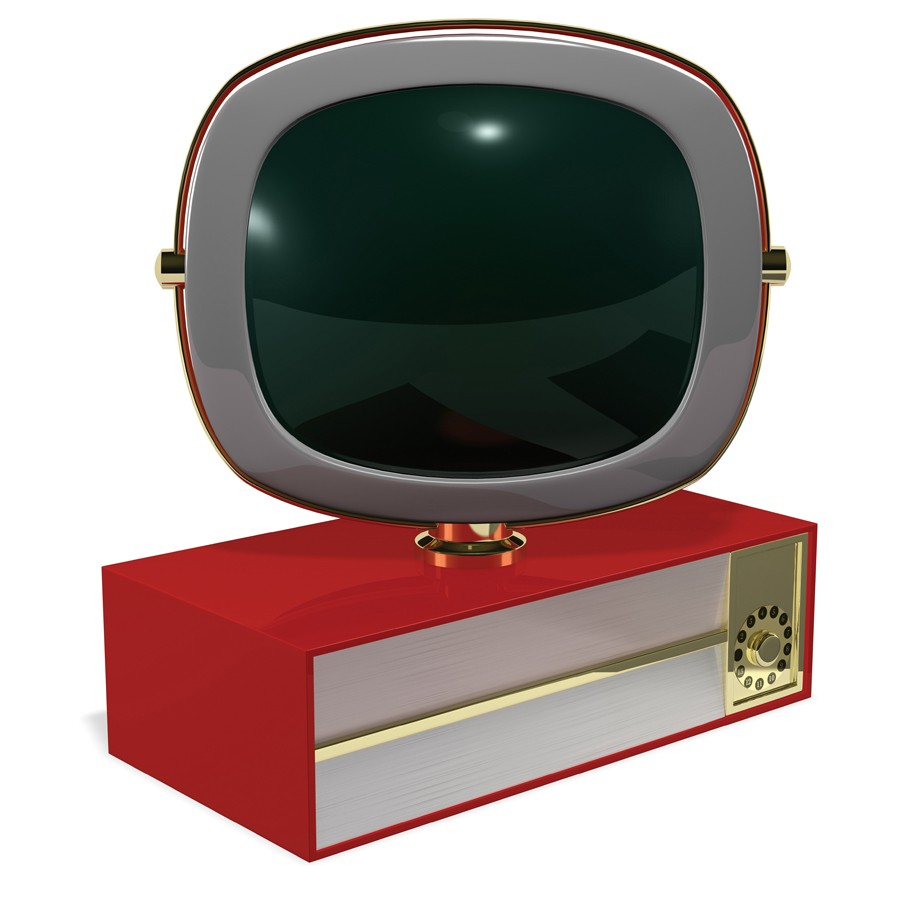 Predicta TV set